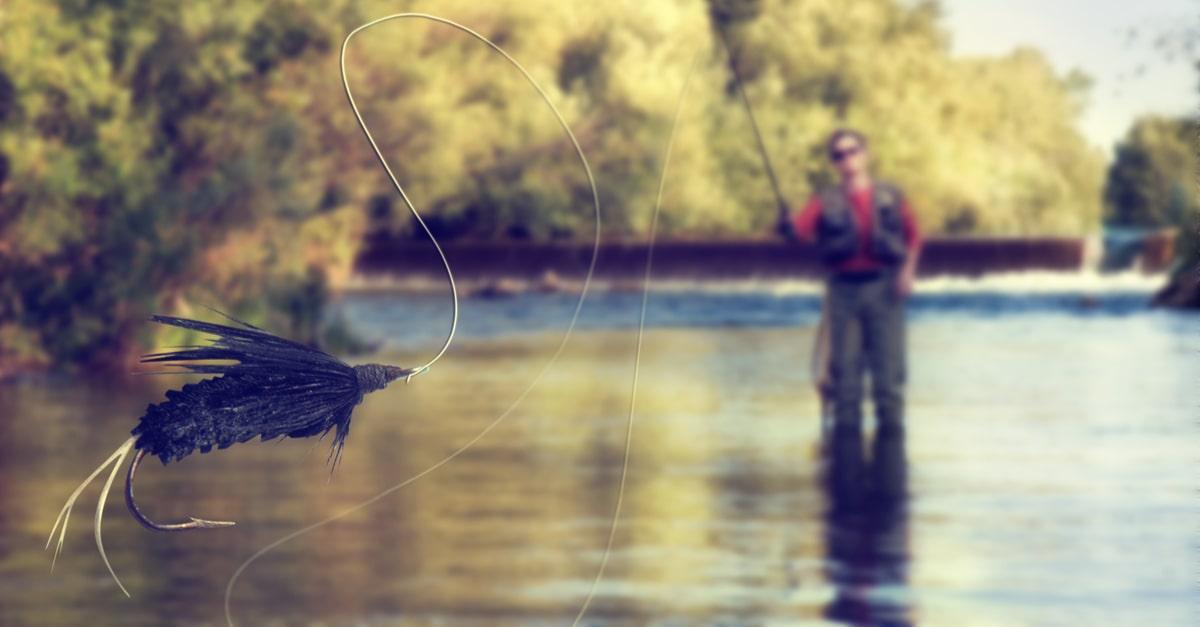 Faszination Fliegenfischen - Federleichtes Fische fangen