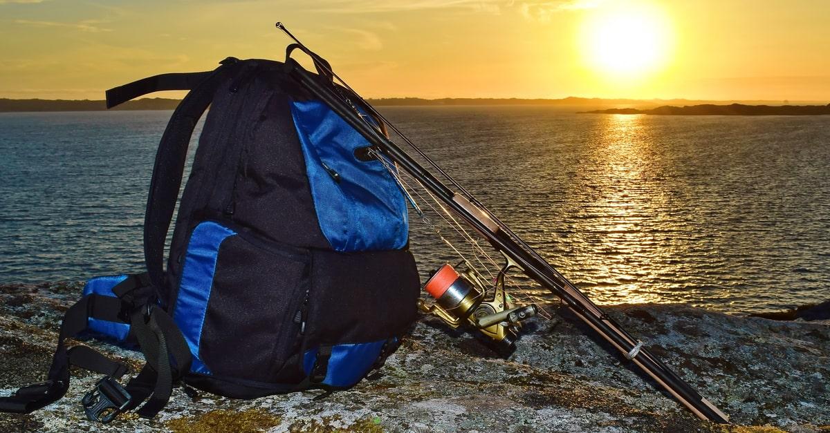 Reiserute - handliche Angelruten für den Urlaub