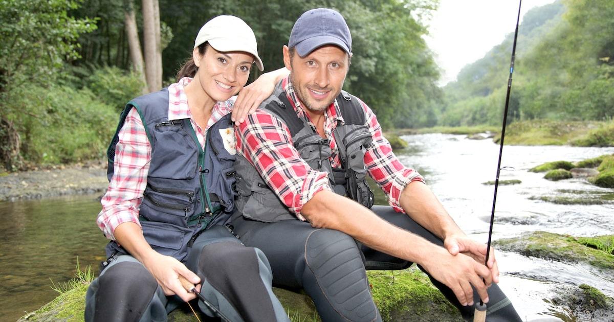 Angelbekleidung - spezielle Kleidung für Angler & Fashion für modebewusste Angler