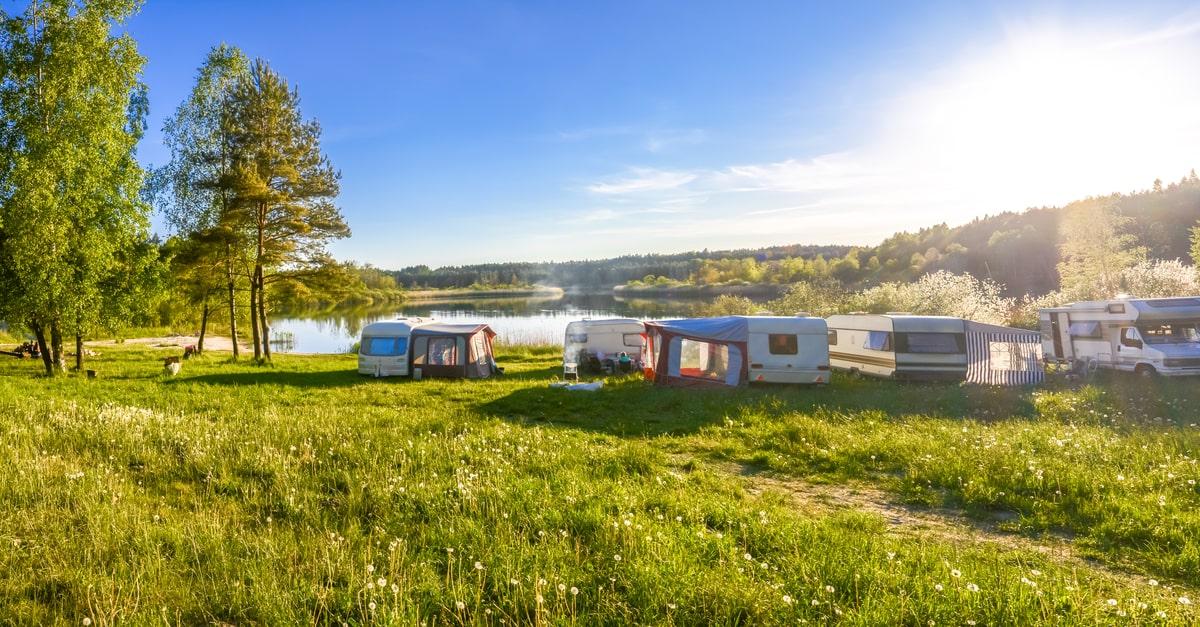 Camping & Angeln - Eins sein mit der Natur & Abenteuer erleben