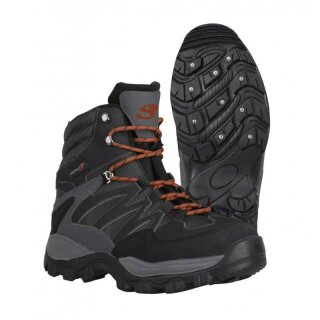 SCIERRA X-Force Wading Shoe Cleated Mit Spikes Gr.42