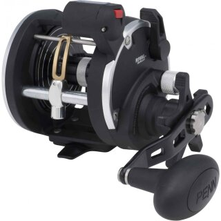 PENN Rival 15 Level Wind LC LH Reel Box