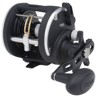 PENN Rival 20 Level Wind LC LH Reel Box