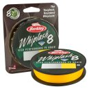 BERKLEY Whiplash 8 0,14mm 19,2kg 300m Yellow