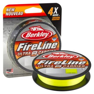 BERKLEY Ultra 8 Fireline 0,25mm 18,4kg 300m Green