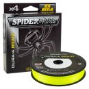 SPIDERWIRE Dura 4 Braid 0,25mm 23,2kg 300m Yellow