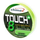 CLIMAX Touch 8 Plus Braid SB 0,18mm 16,6kg 275m Chartreuse