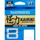 SHIMANO Kairiki 8 0,06mm 5.3kg 300m Mantis Green