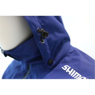 Angelsport Pullover & Sweaters SHIMANO Hoody R.Blue M by TACKLE-DEALS !!!