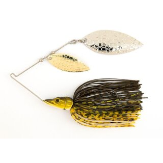FOX RAGE Spinnerbait 28g  Black & Gold