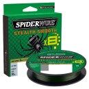 SPIDERWIRE Stealth Smooth8 0,14mm 16,5kg 300m Moss Green