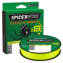 SPIDERWIRE Stealth Smooth8 0,33mm 38,1kg 300m Hi-Vis Yellow