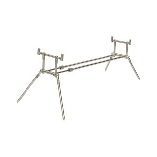 DAM  MAD Compact Stainless Steel Rod Pod UK Style