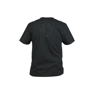 FOX RAGE Black Marl Tee Short Sleeve