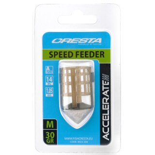 CRESTA Accelerate Speed Feeder Medium 30g