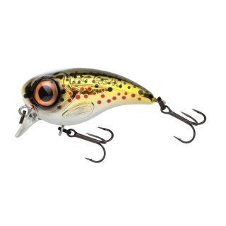 SPRO Fat Iris Hardlure 4cm 5,4g Brown Trout
