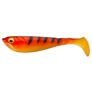 BERKLEY PowerBait Pulse Shad 6cm Orange/Black 25Stk.