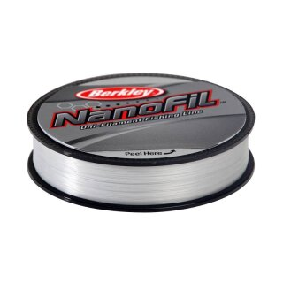 BERKLEY Nanofil 0,25mm 17,0kg 270m Clear Mist