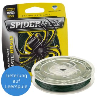 SPIDERWIRE Ultracast 8 Carrier 0,14mm 12,7kg 100m Lo-Vis...